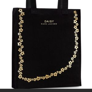 Marc Jacobs NEW Spring daisy canvas tote